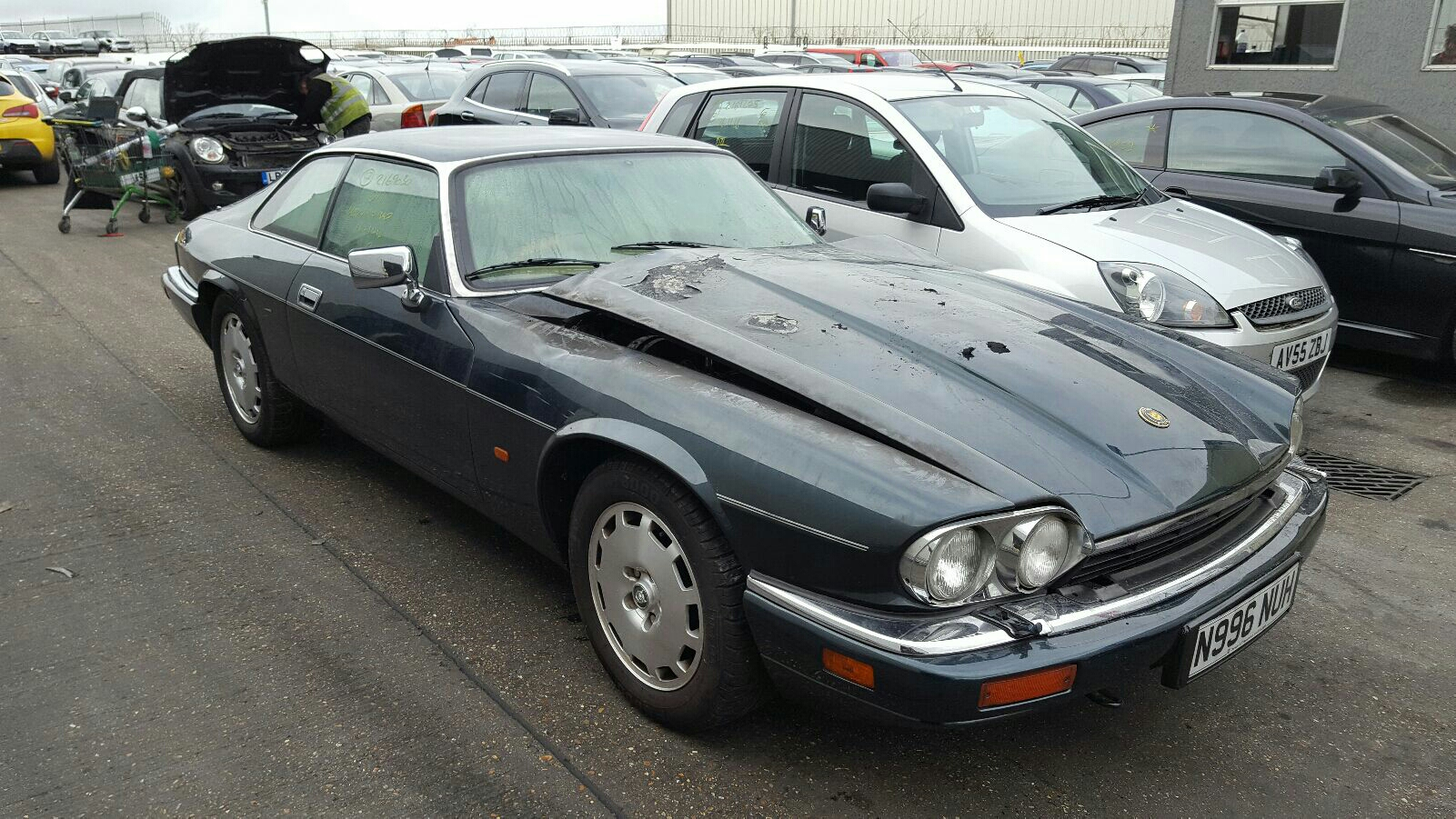 Image for a Jaguar Xjs 1995 2 Door Coupe
