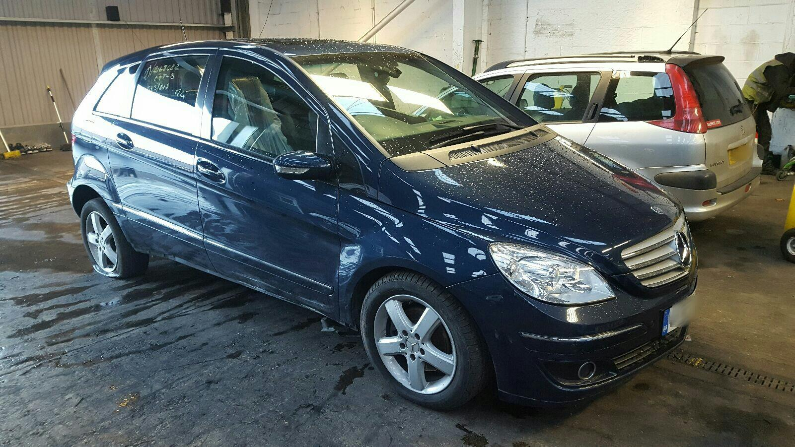 Image for a 2007 Mercedes B Class 2 Diesel OM640.941 Engine