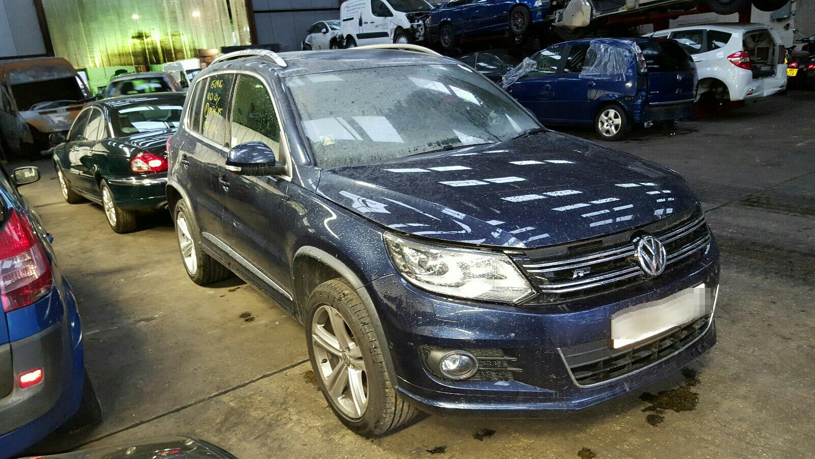 Image for a 2015 Volkswagen Tiguan 2 Diesel CUVC Engine