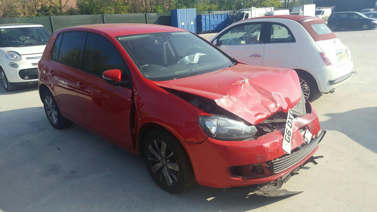 Image for a Volkswagen Golf 2011 5 Door Hatchback