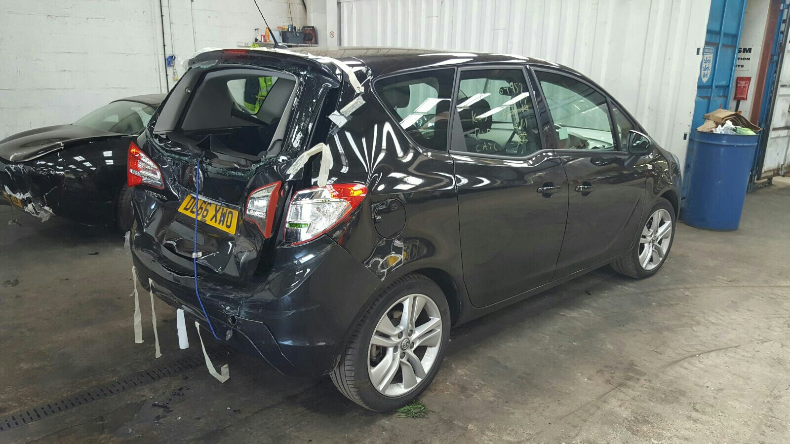 View Auto part ECU Vauxhall Meriva 2016