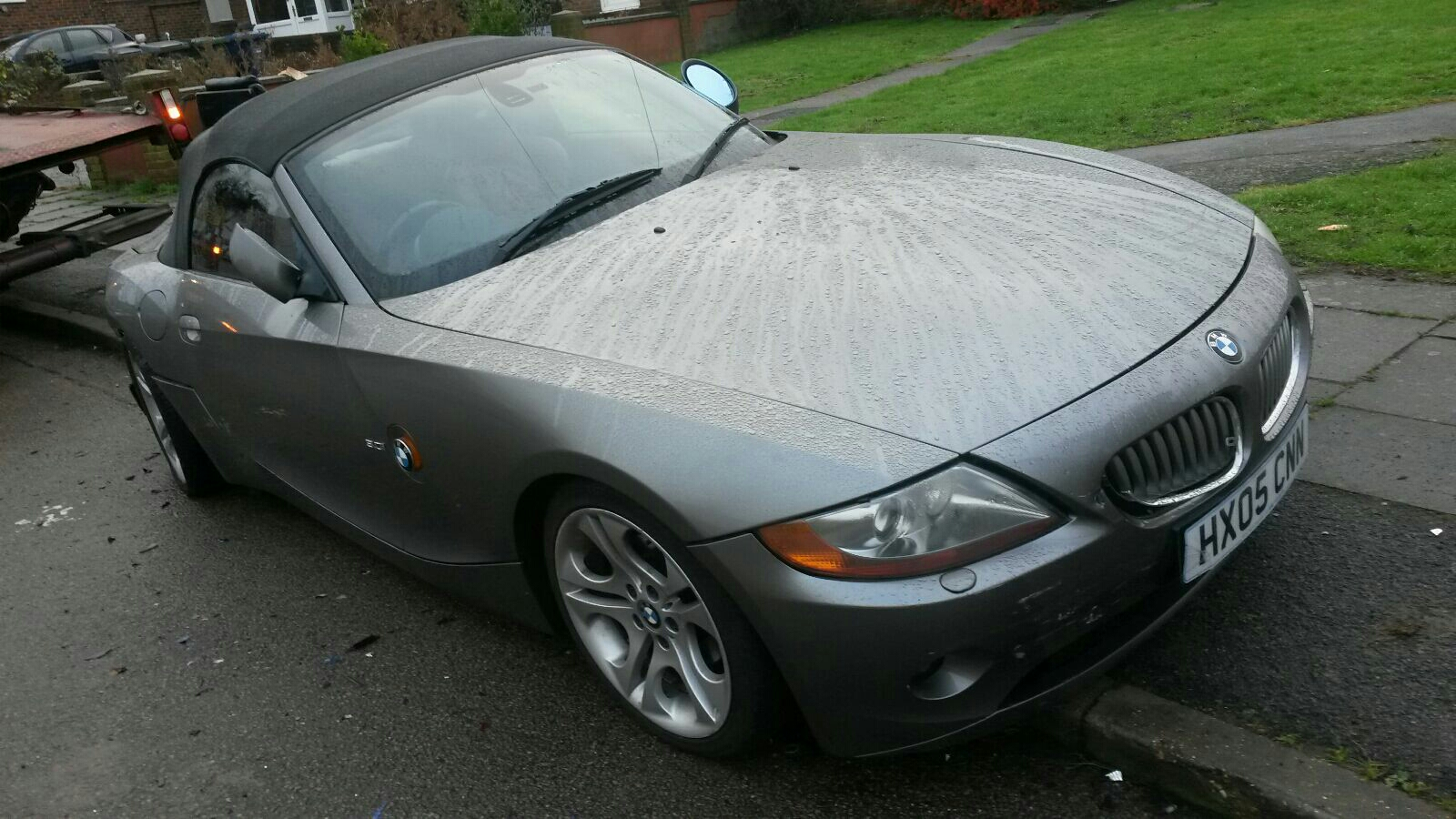 Image for a Bmw Z4 2005 2 Door Bodystyle Convertable