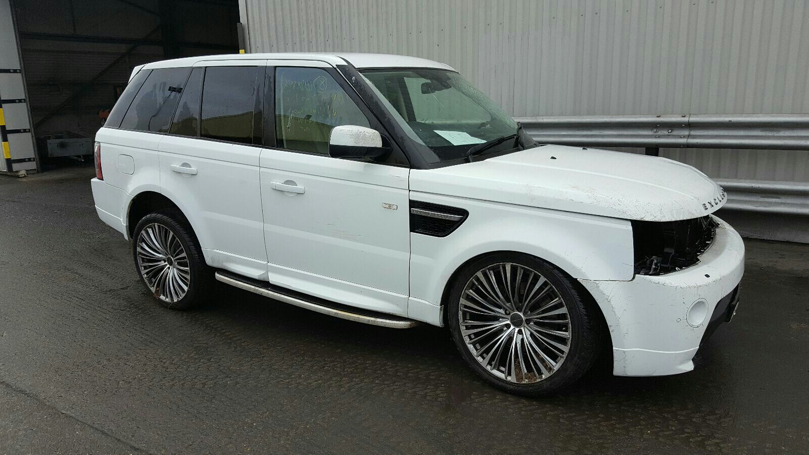 Image for a Land Rover Range Rover Sport 2011 5 Door Estate