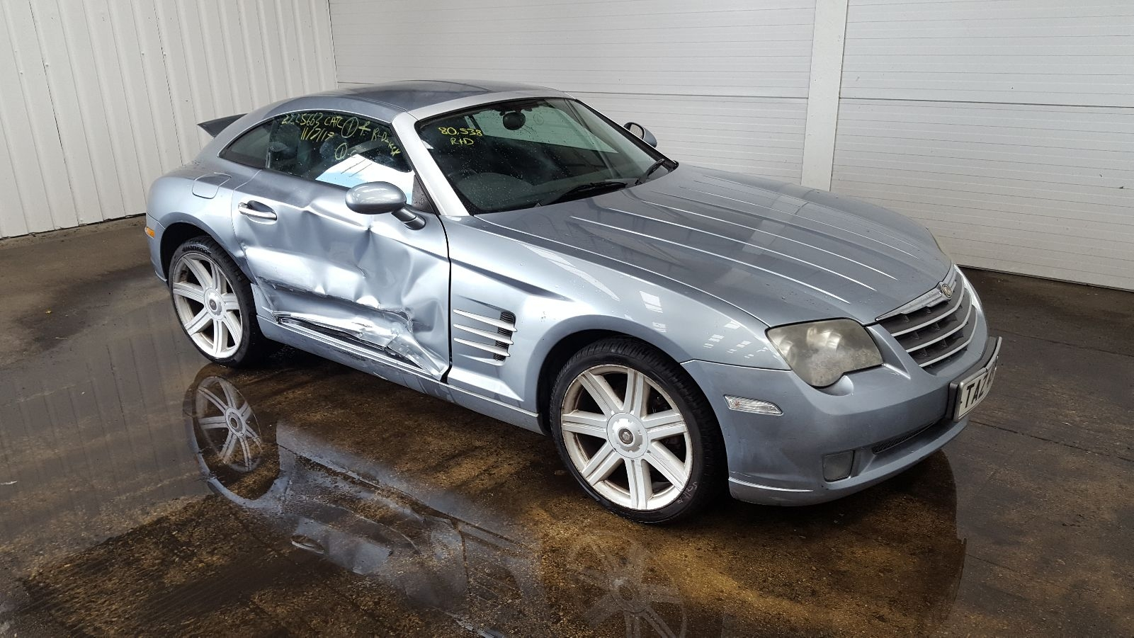 Image for a 2004 Chrysler Crossfire 3.2 Petrol EGX Engine