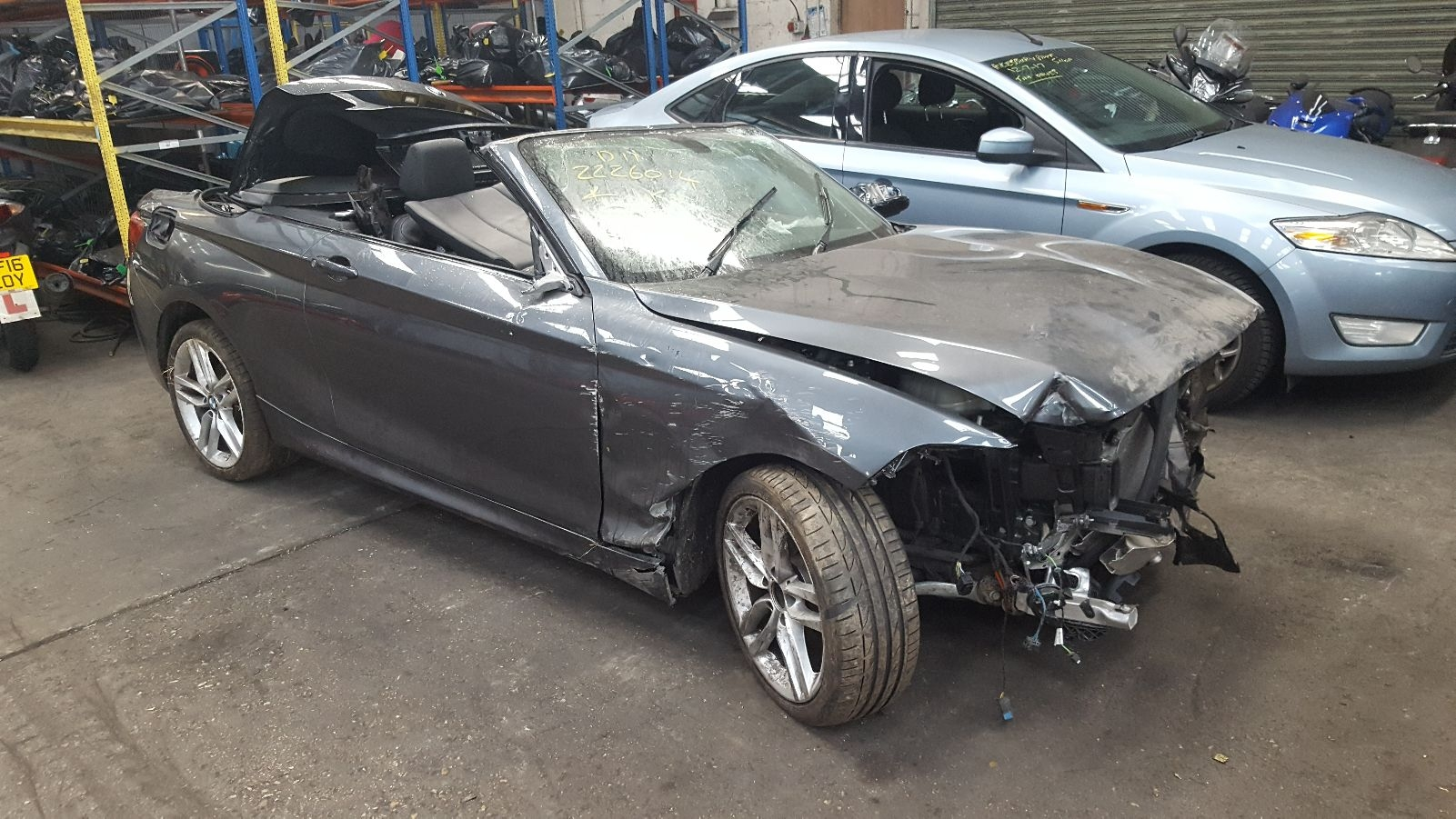 Image for a Bmw 2 Series 2016 2 Door Bodystyle Convertable