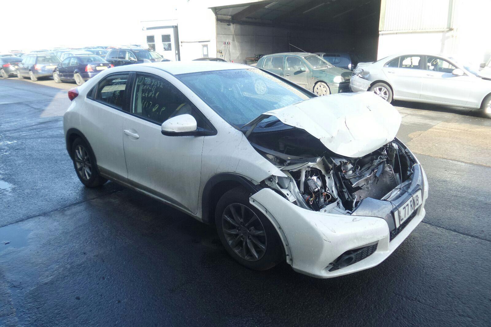 Image for a Honda Civic 2012 5 Door Hatchback