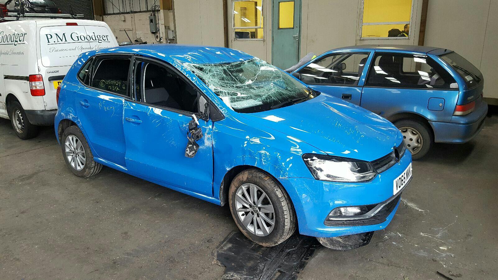 View Auto part Gearbox Volkswagen Polo 2015