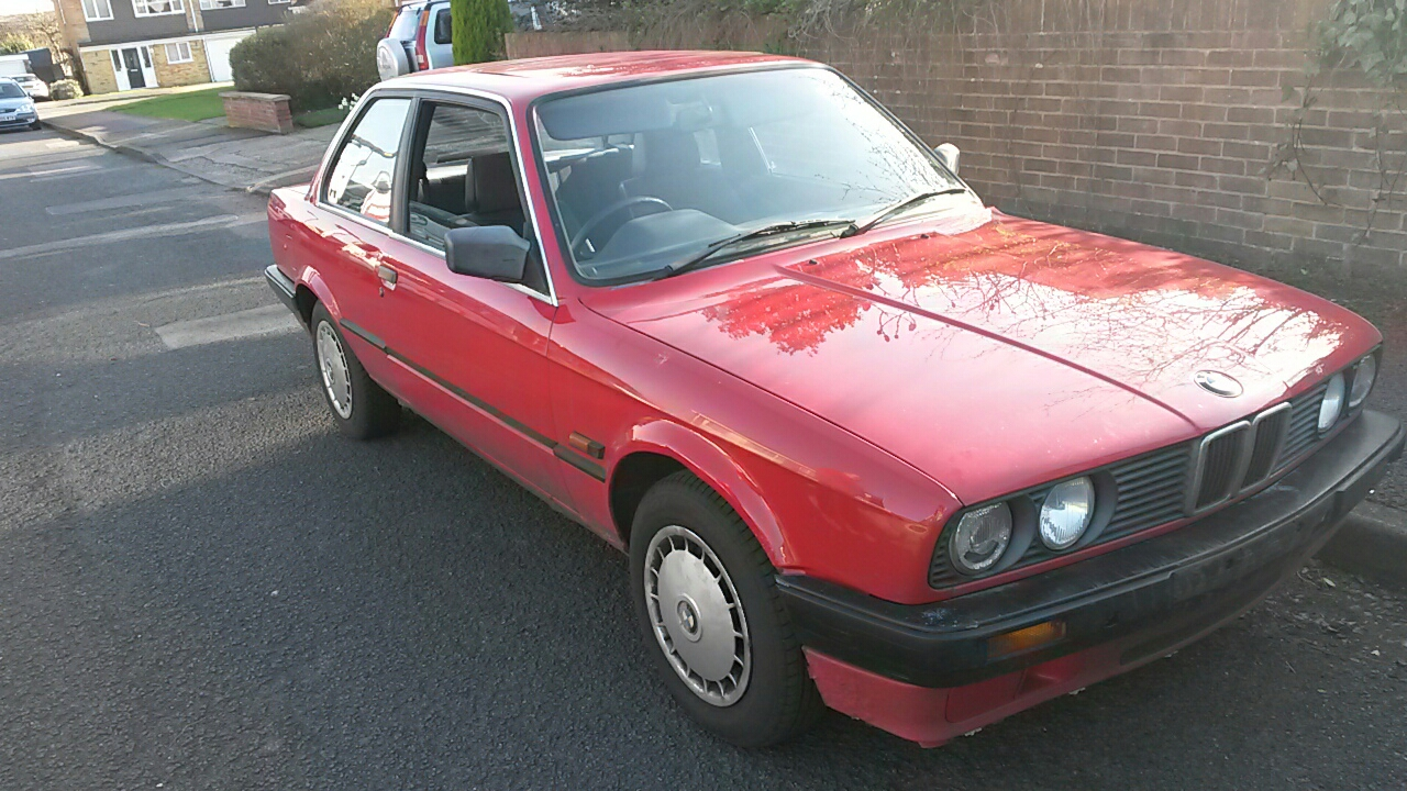 Image for a Bmw 3 Series 1989 2 Door Saloon