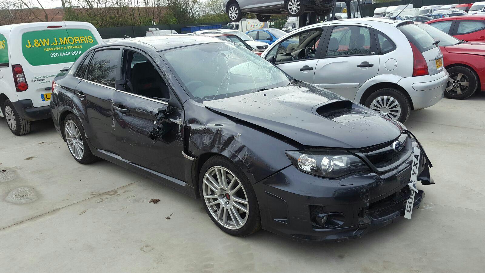 Image for a Subaru Impreza 2010 4 Door Saloon