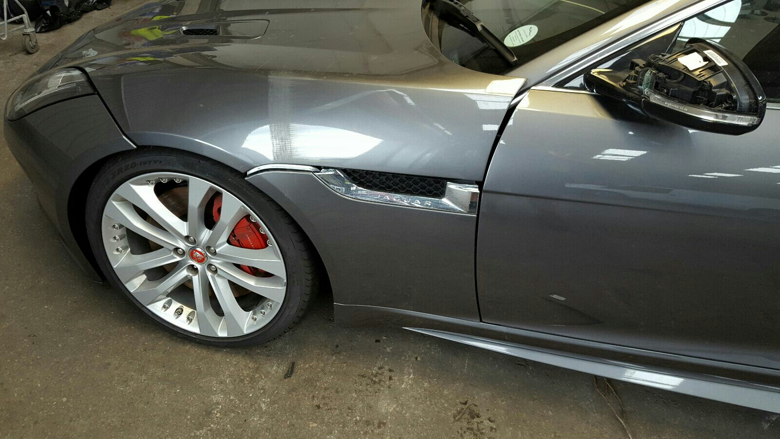 View Auto part Jaguar F Type 2016 2 Door Coupe