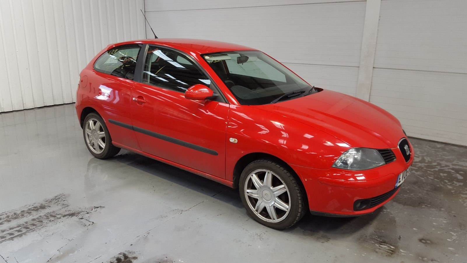 Image for a 2006 Seat Ibiza 1.4 Petrol BKY Engine