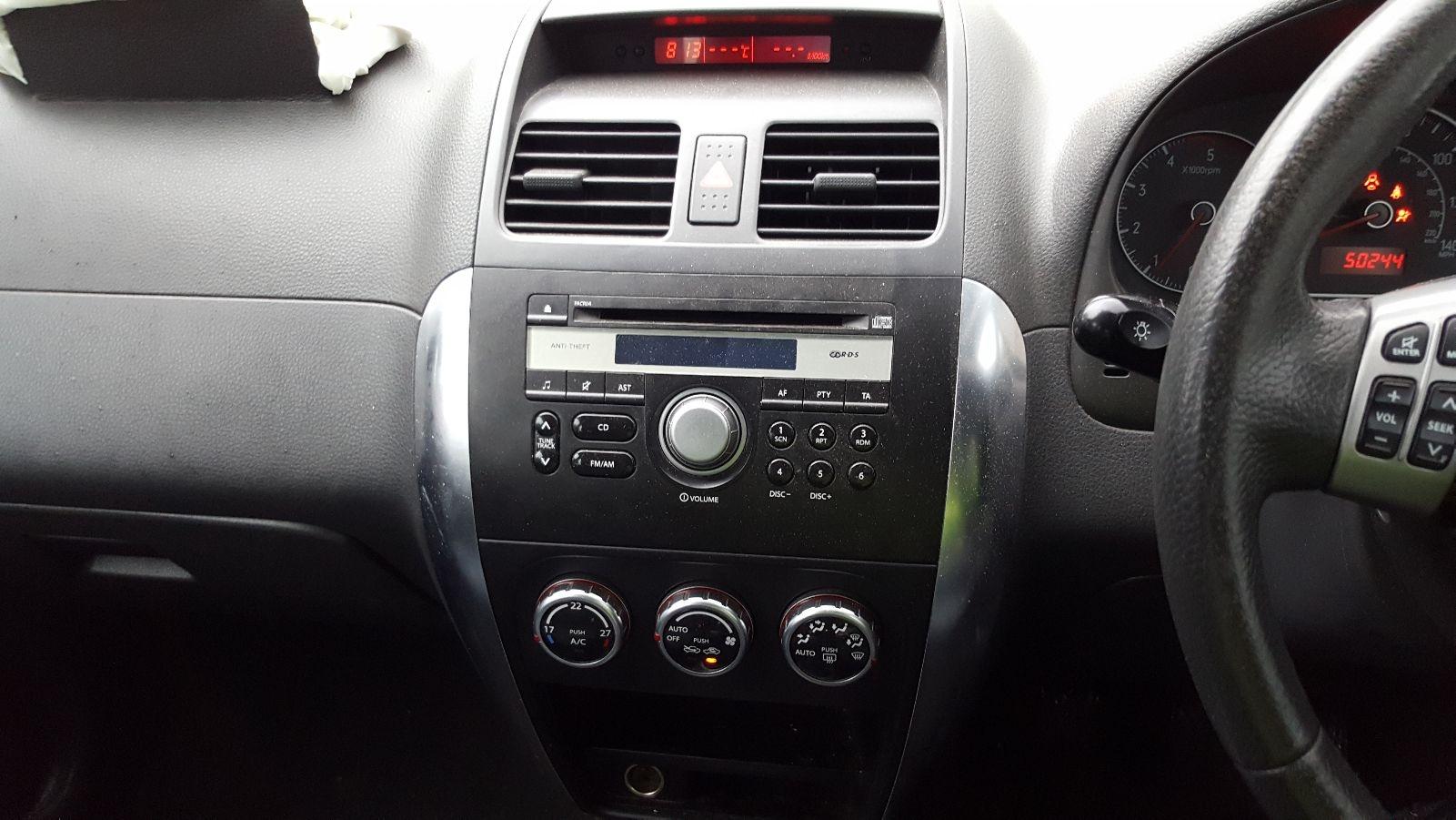 View Auto part Fiat Sedici 2007 5 Door Hatchback