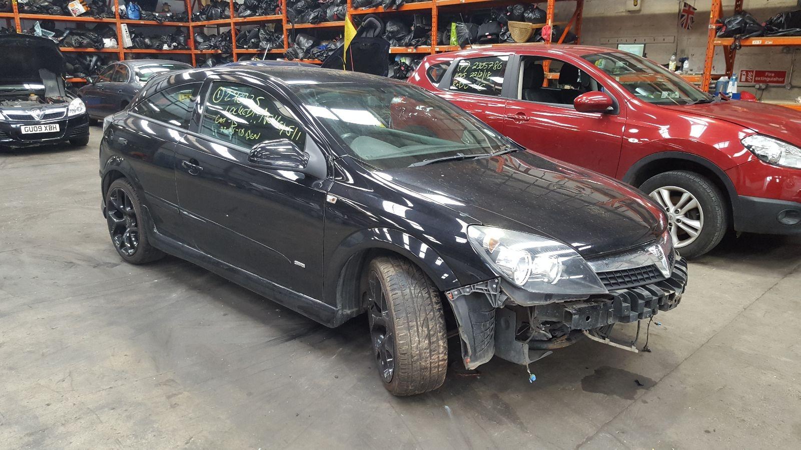 View Auto part Vauxhall Astra 2009 3 Door Hatchback