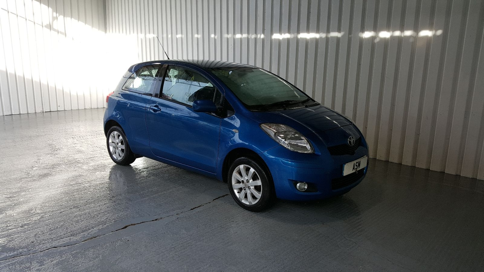 Image for a 2011 Toyota Yaris 1.3 Petrol 1NR-FE Engine