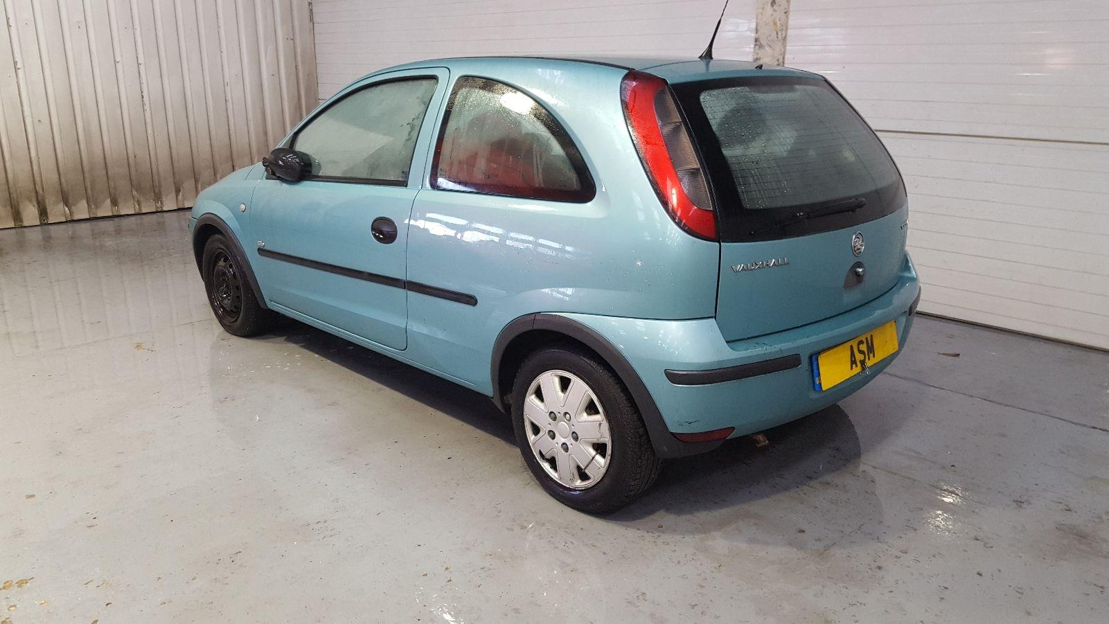 View Auto part RF Window Regulator Vauxhall Corsa 2004