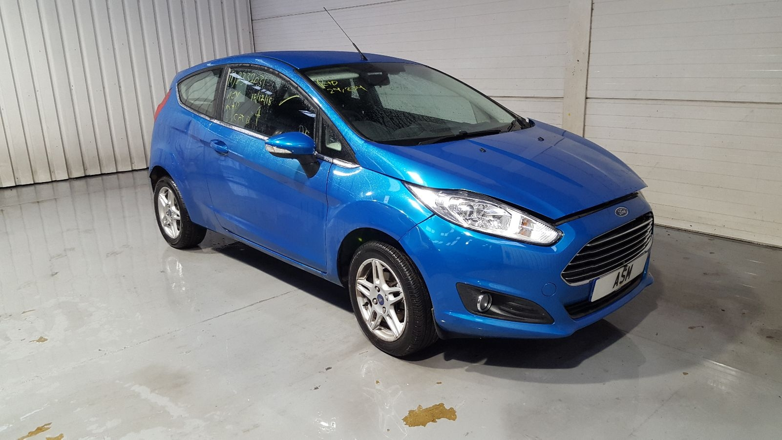 Image for a 2012 Ford Fiesta 1.6 Petrol IQJA Engine