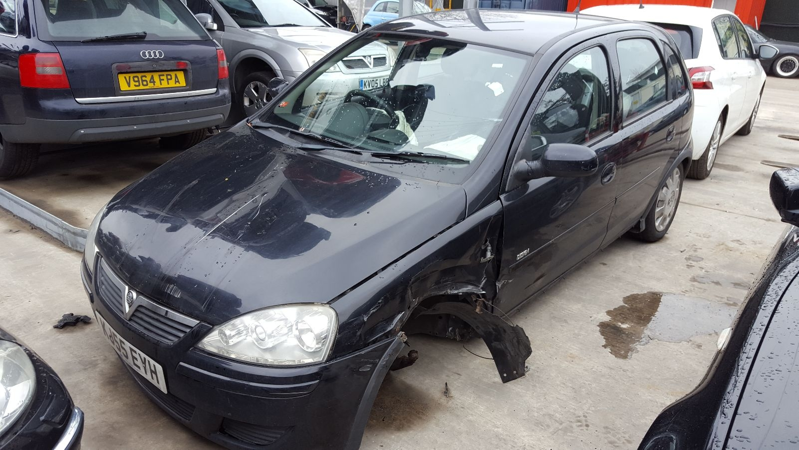 View Auto part Rear Coil Spring Vauxhall Corsa 2005