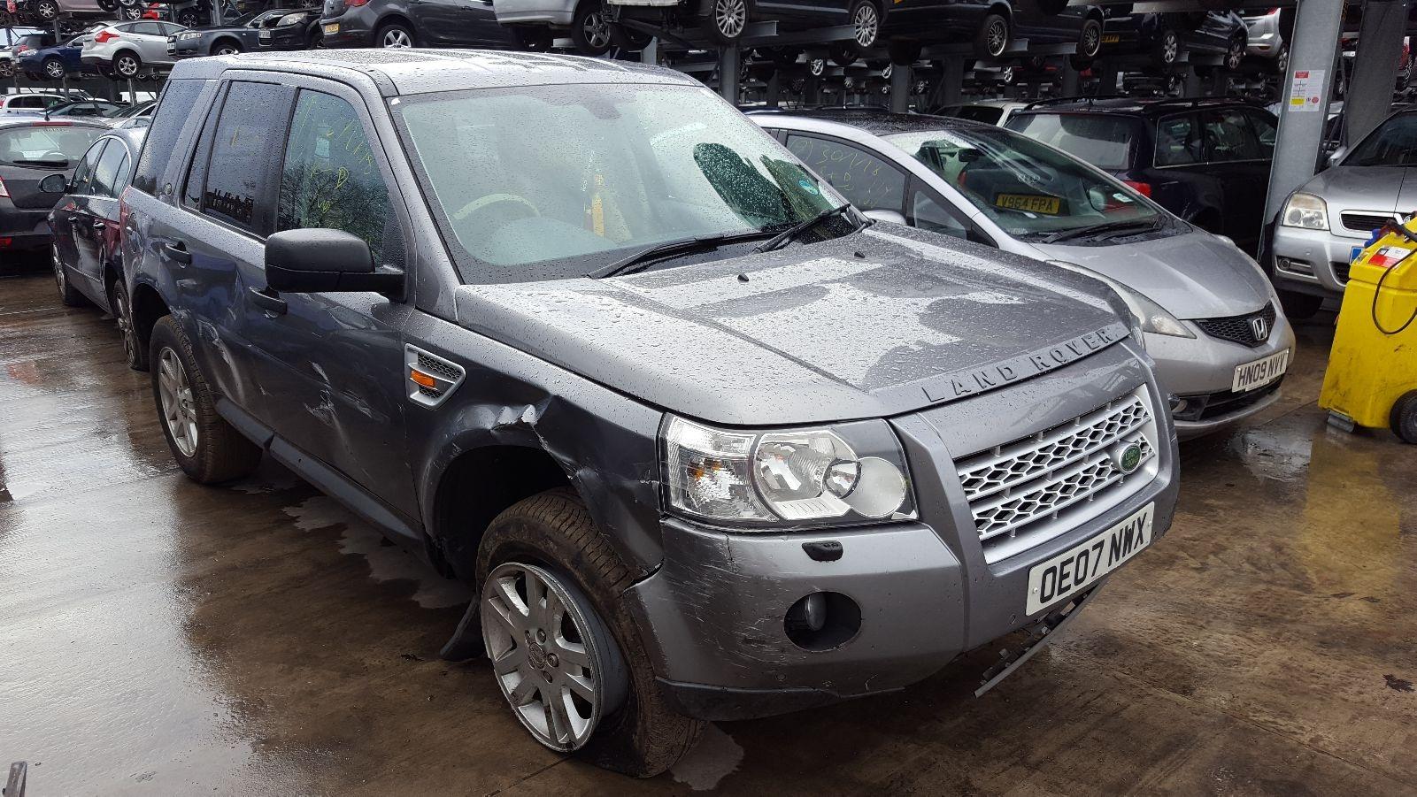 Image for a 2007 Land Rover Freelander 2.2 Diesel 224DT (QJB2) Engine