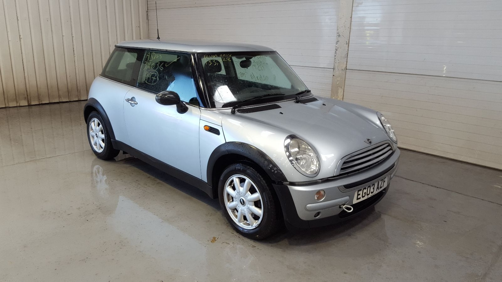 Image for a Mini (bmw) Mini 2003 3 Door Hatchback