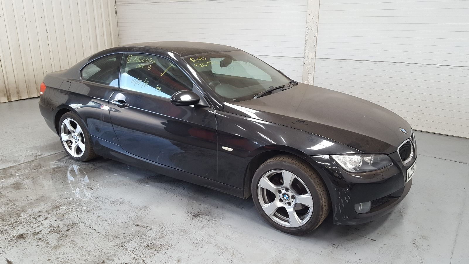 Image for a Bmw 3 Series 2007 2 Door Coupe