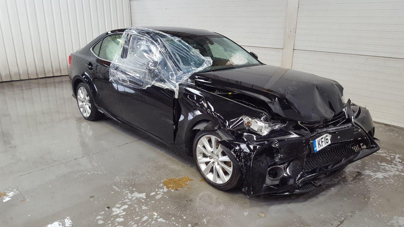 View Auto part Engine Lexus Is Series 2016