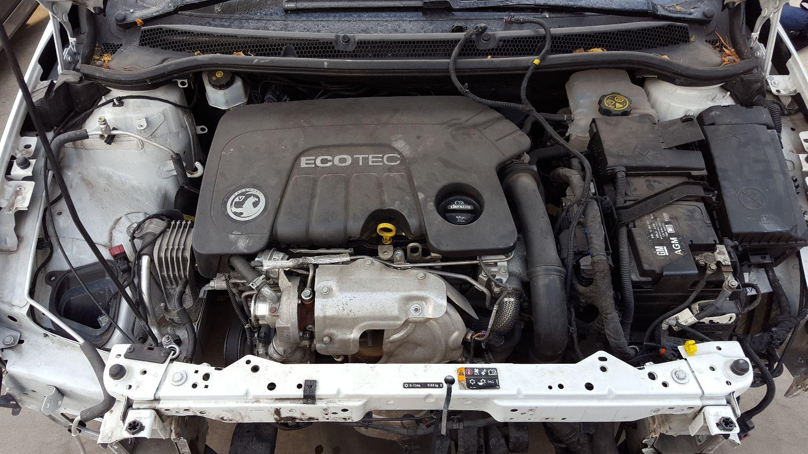 View Auto part Throttle Body Vauxhall Astra 2015