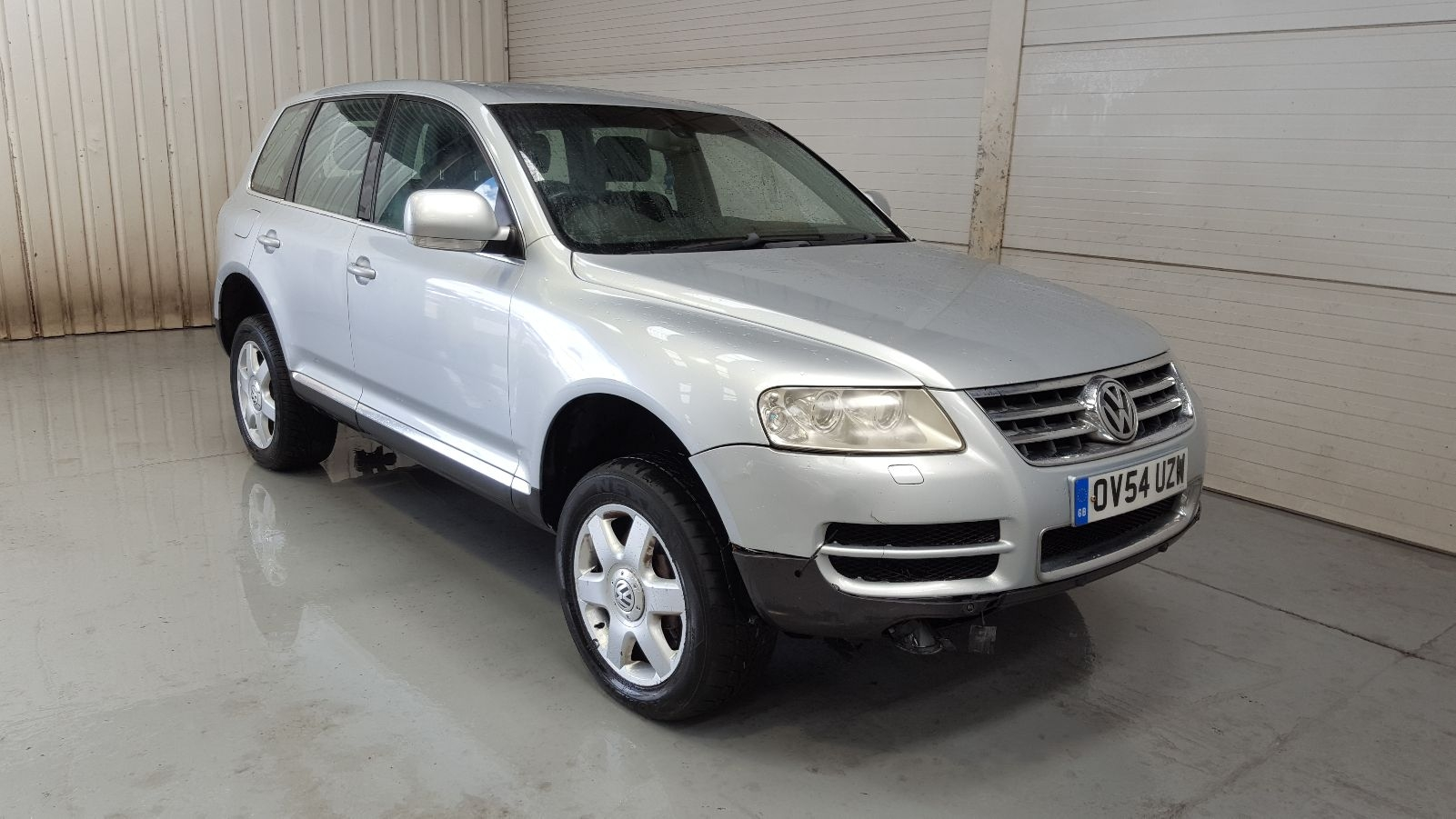 Image for a 2004 Volkswagen Touareg 4.9 Diesel AYH Engine