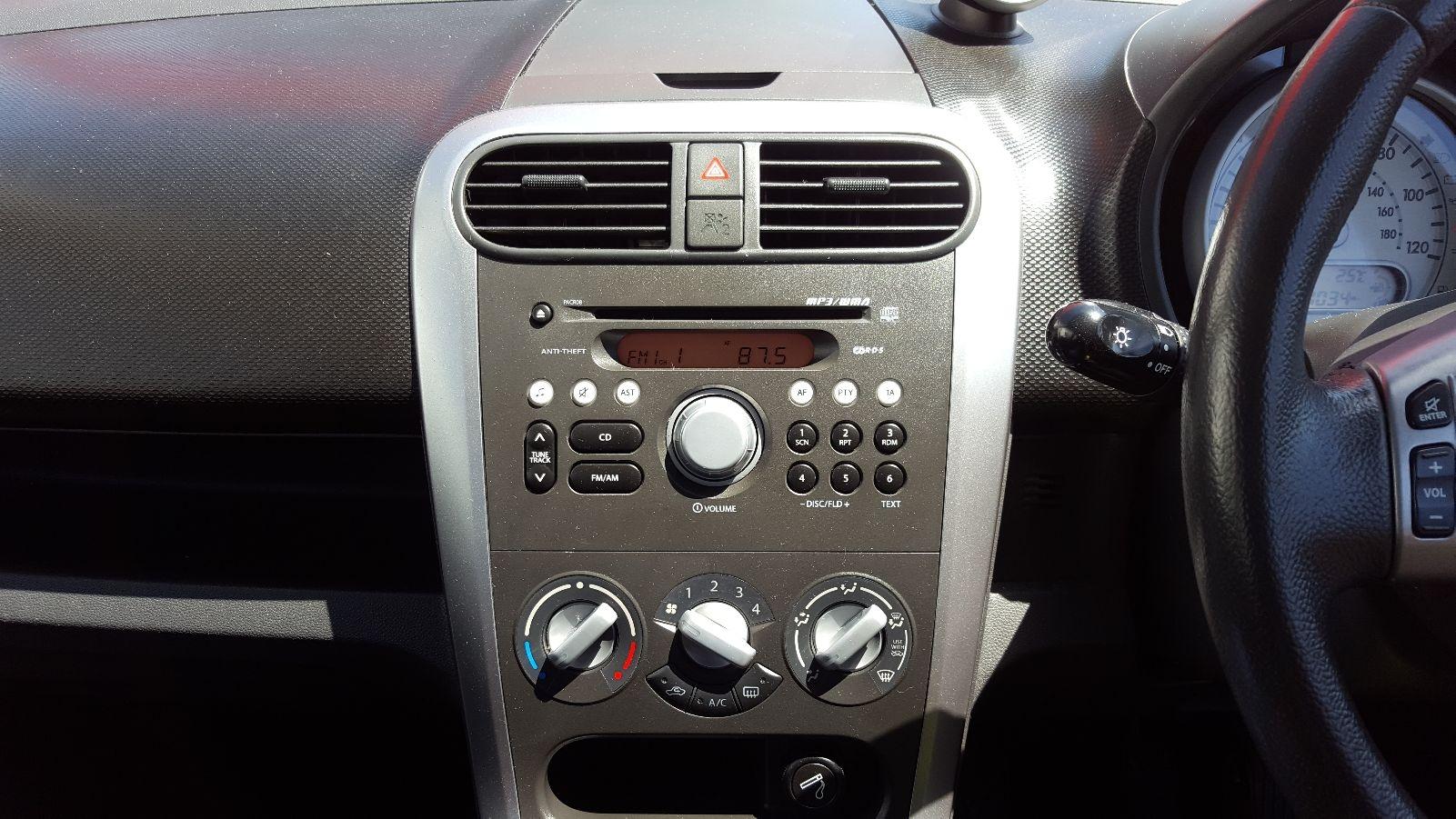 Image for a 2008 Suzuki Splash 1.2 Petrol K12B Engine