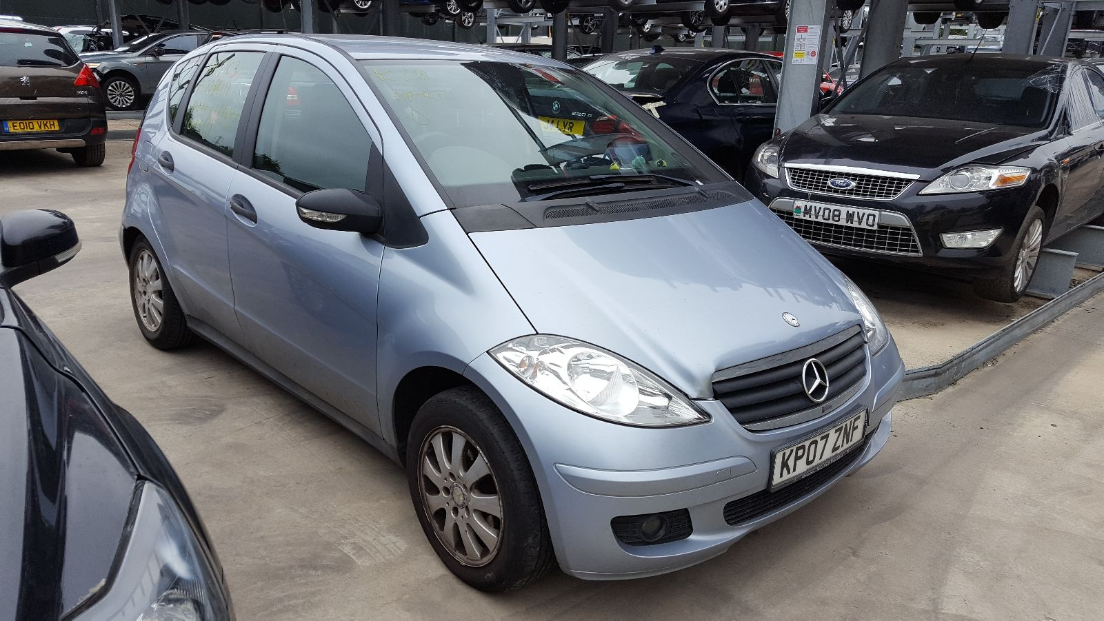 Image for a 2007 Mercedes A Class 2 Diesel OM640.940 Engine