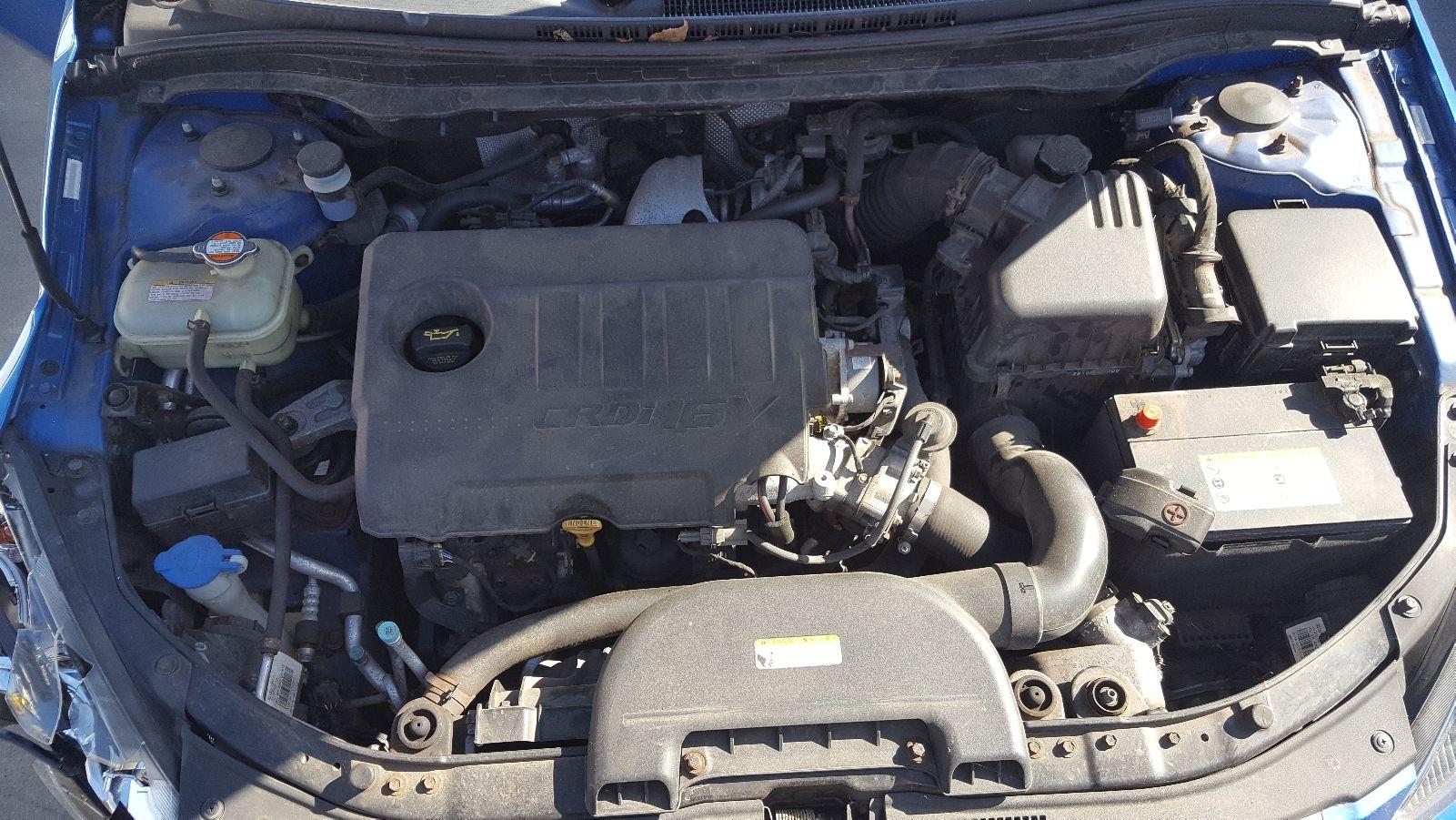 Image for a 2010 Hyundai I30 1.6 Diesel D4FB-W Engine
