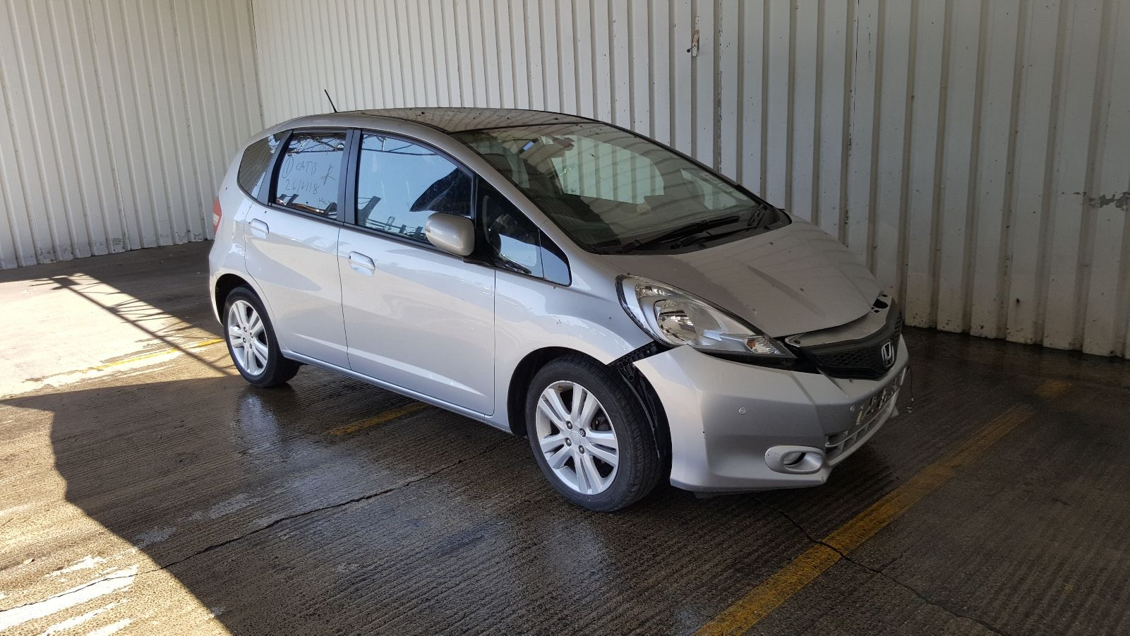 Image for a 2012 Honda Jazz 1.3 Petrol L13Z1 Engine