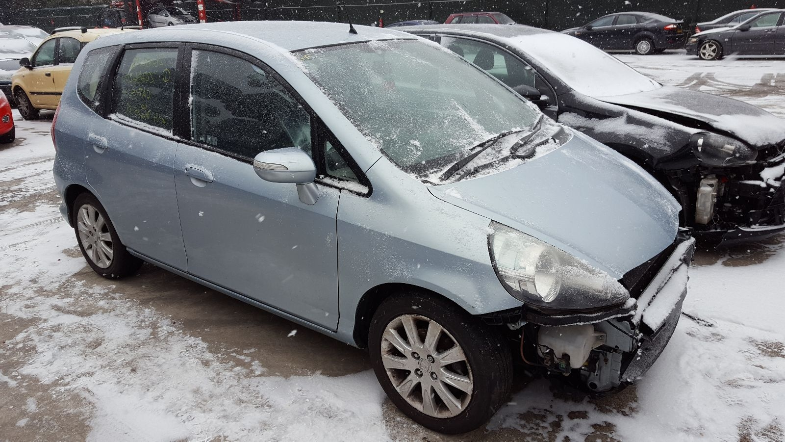 Image for a 2006 Honda Jazz 1.3 Petrol L13A1 Engine