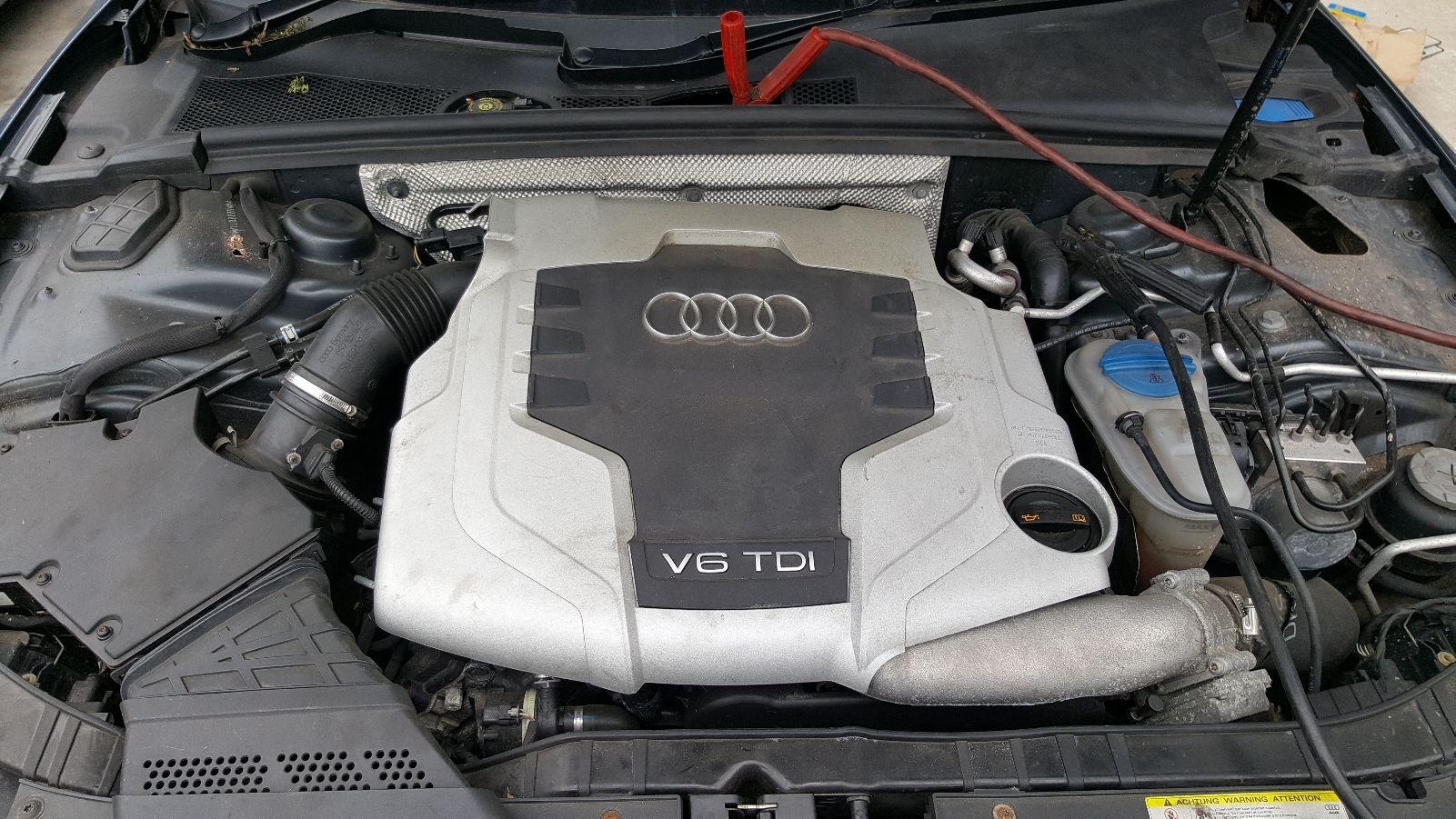 View Auto part DPF Audi A5 2010