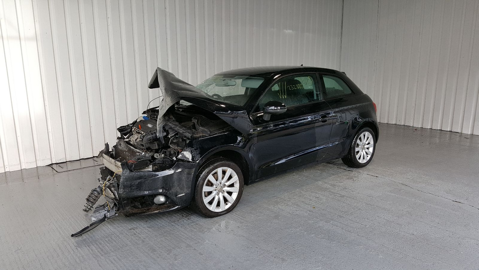 View Auto part LF Window Regulator Audi A1 2011