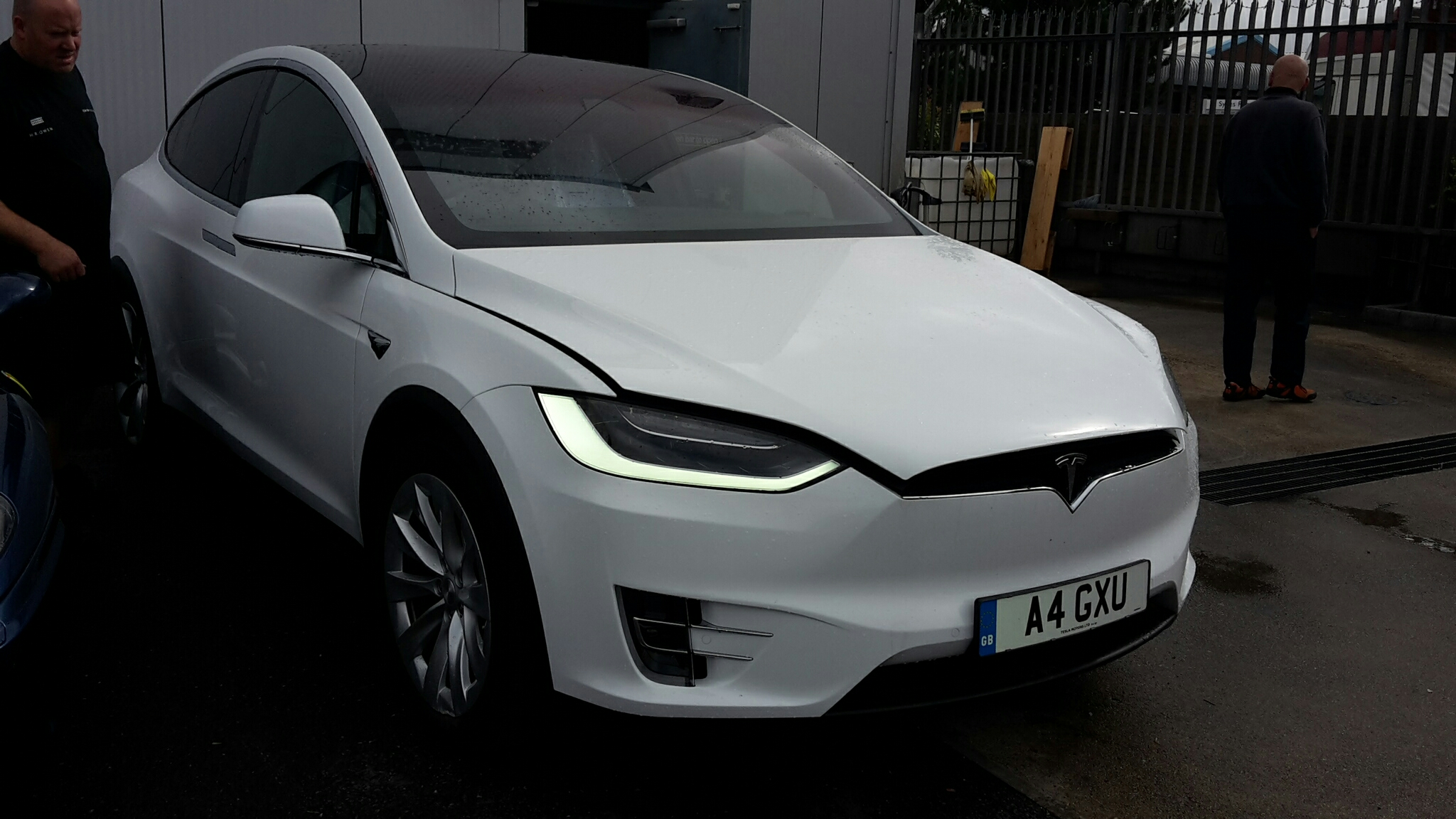 Image for a 2017 Tesla Model X 0 Electric L2S-X60 Engine