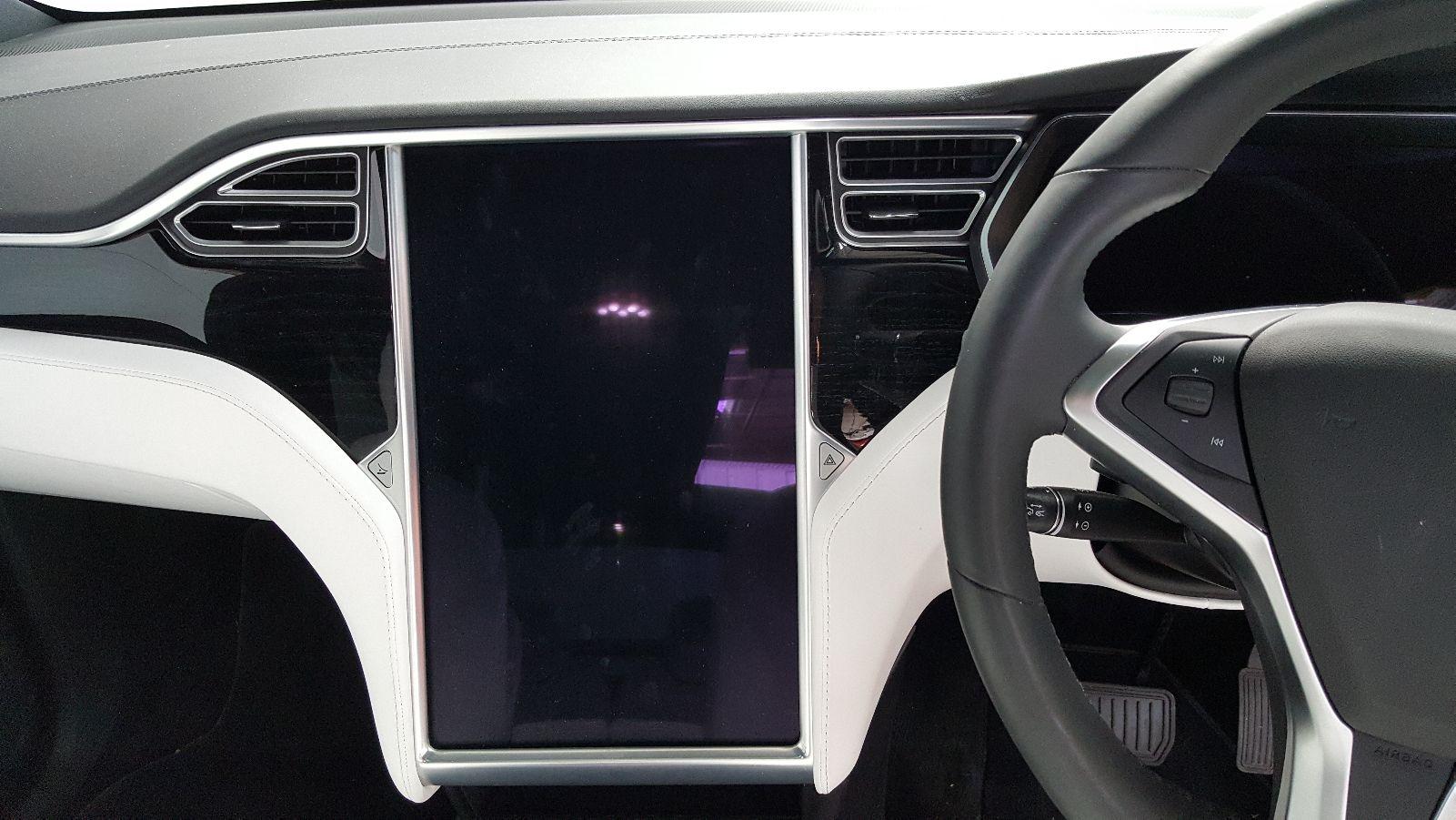 View Auto part Glove Box Tesla Model X 2017