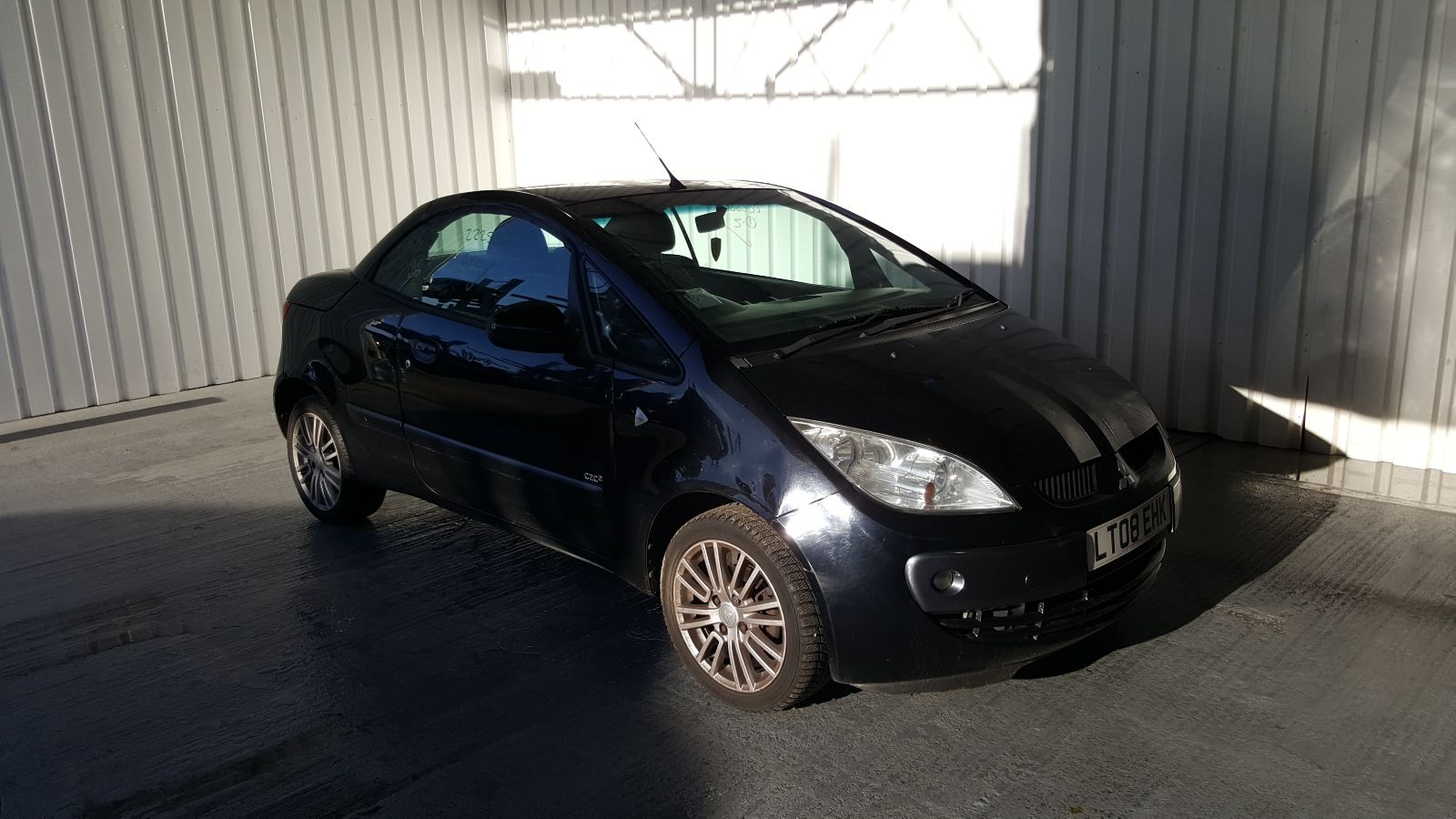 Image for a Mitsubishi Colt Czc 2008 2 Door Bodystyle Convertable