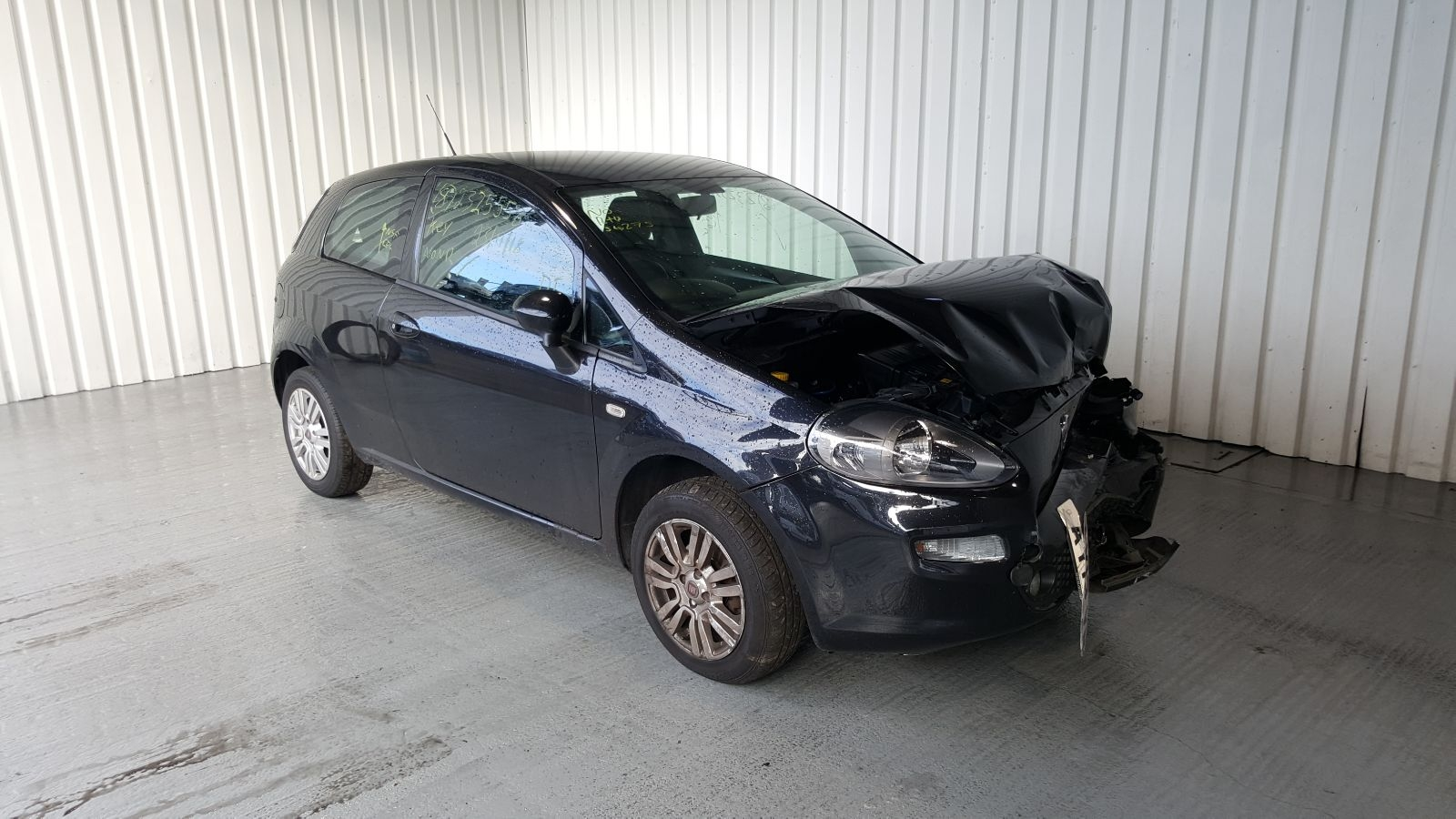 Image for a 2013 Fiat Punto 1.2 Petrol 169A4000 Engine