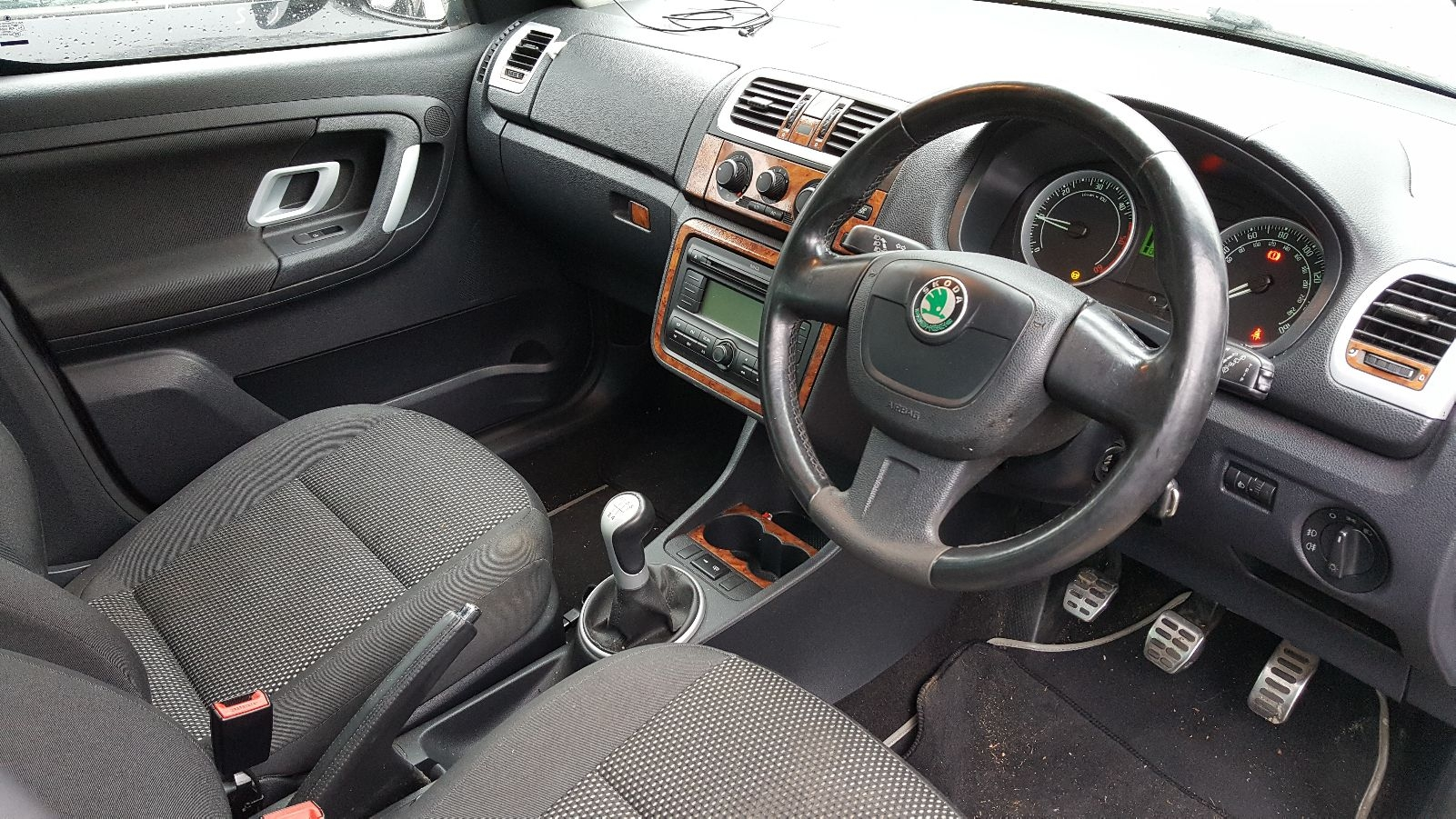 Image for a 2009 Skoda Roomster 1.9 Diesel BSW Engine