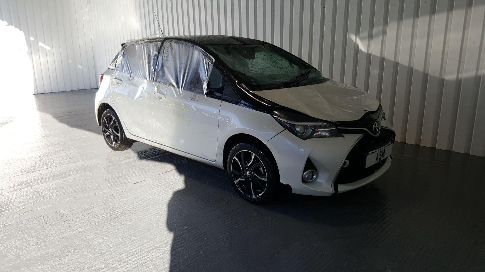 Image for a 2017 Toyota Yaris 1.3 Petrol 1NR-FE Engine
