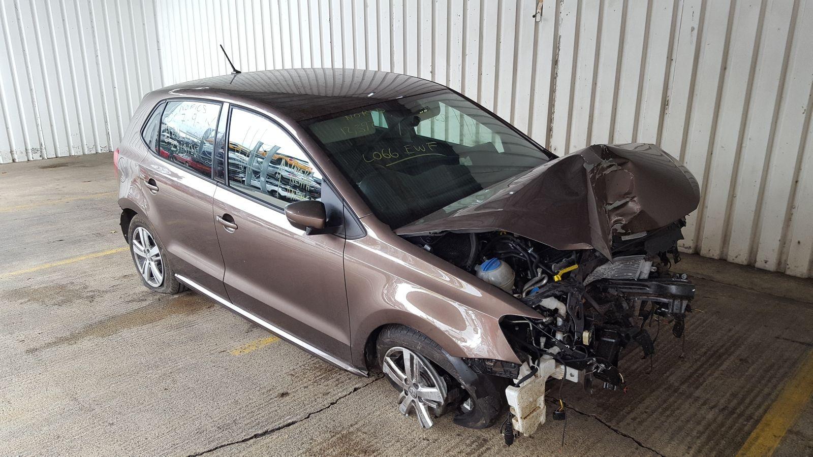 Image for a Volkswagen Polo 2016 5 Door Hatchback