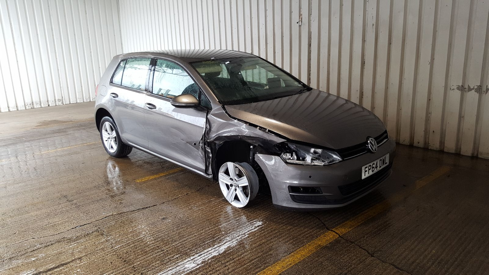 Image for a 2014 Volkswagen Golf 1.4 Petrol CXSA Engine