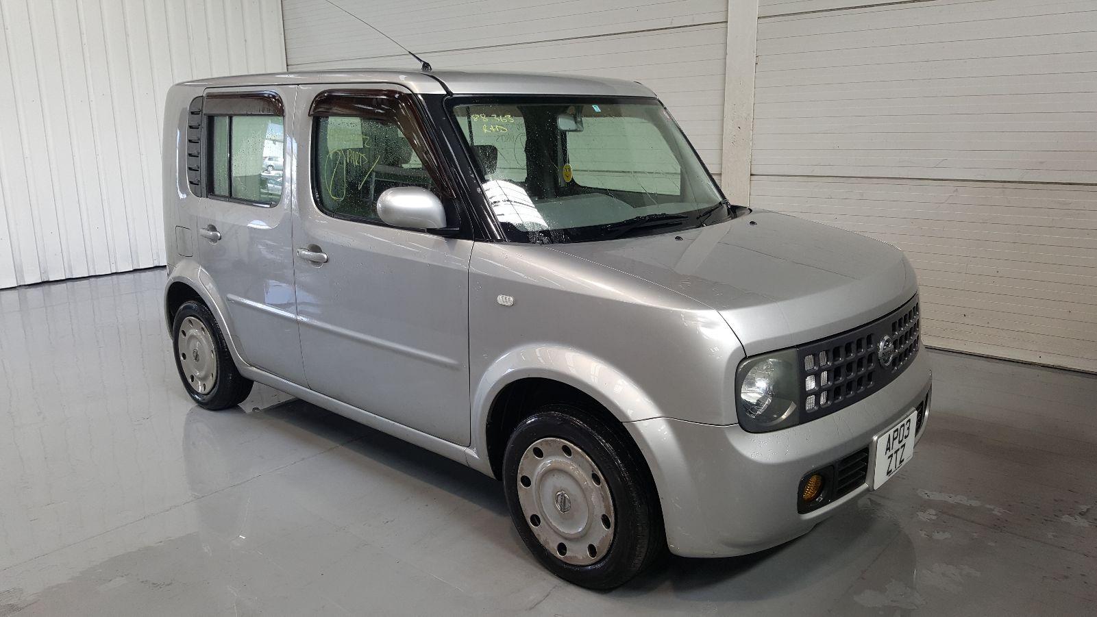 Image for a Nissan Cube 2003 5 Door Hatchback
