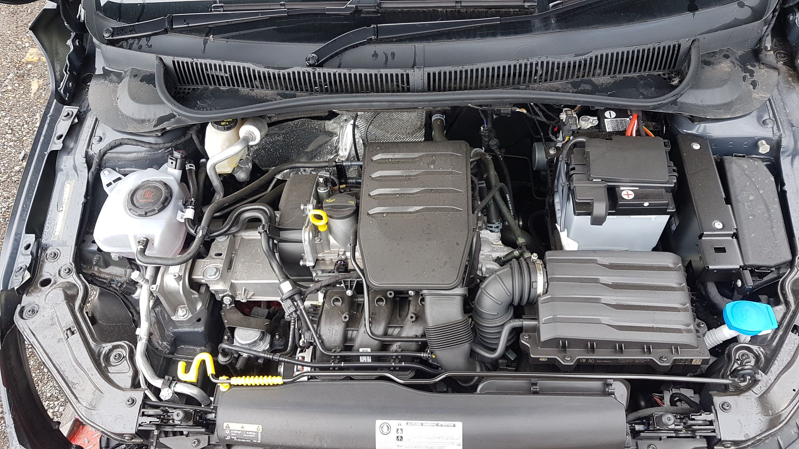 View Auto part Compressor Volkswagen Polo 2019
