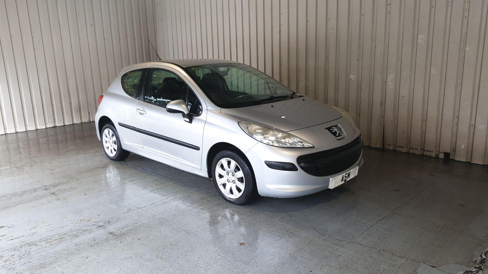 Image for a 2006 Peugeot 207 1.4 Petrol ET3J4 (KFU) Engine