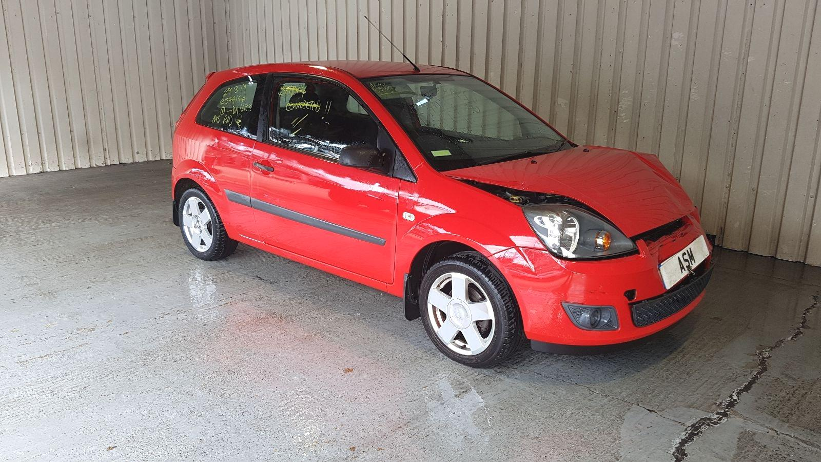 Image for a 2006 Ford Fiesta 1.4 Petrol FXJA/FXJB Engine