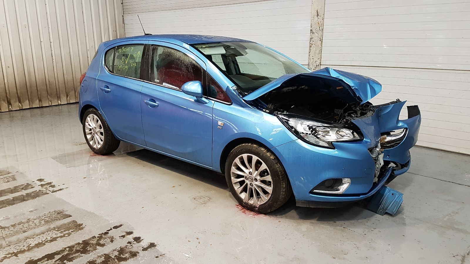Image for a 2016 Vauxhall Corsa 1.4 Petrol B14XEL Engine