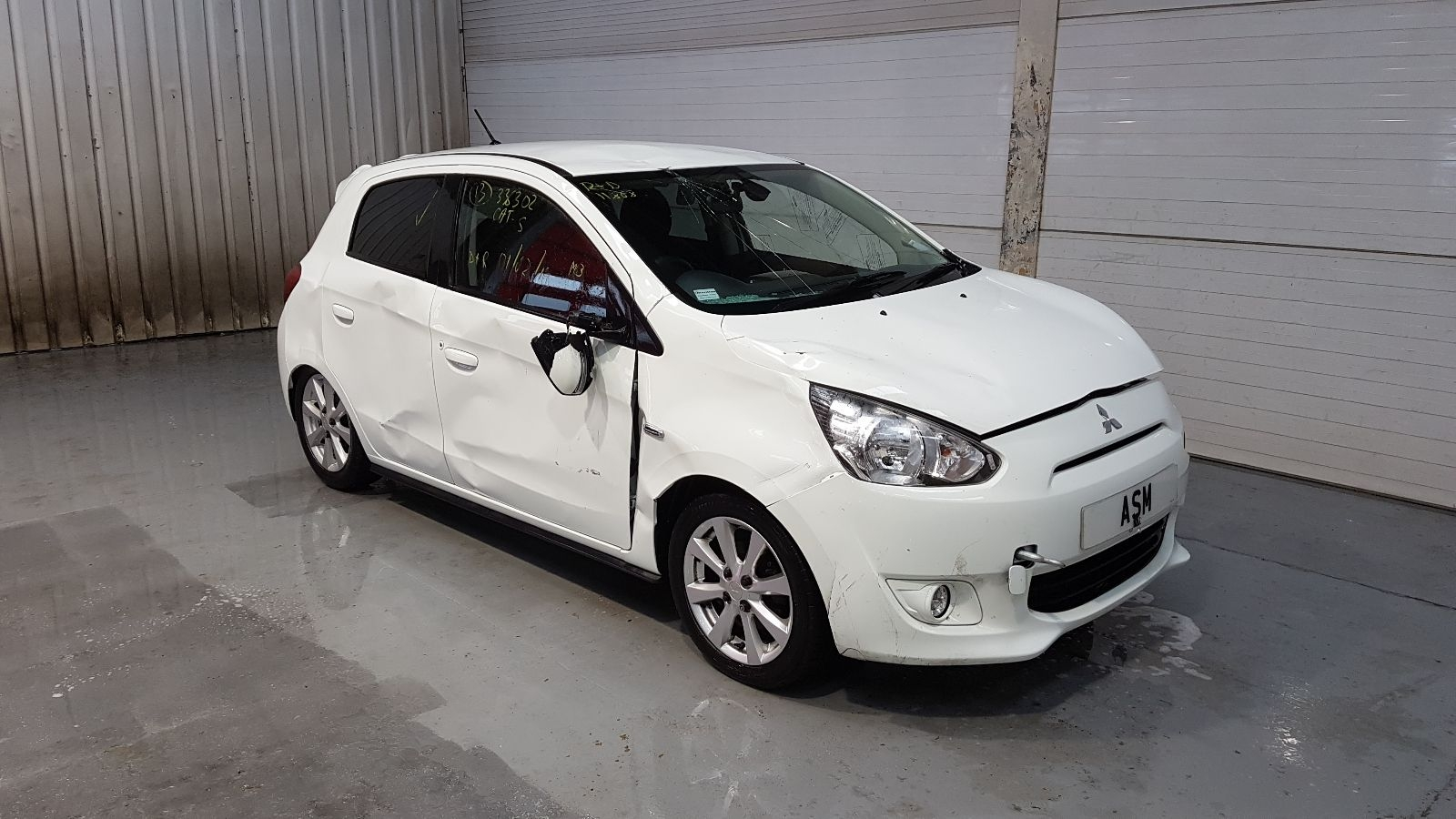Image for a 2016 Mitsubishi Mirage 1.2 Petrol 3A92 Engine