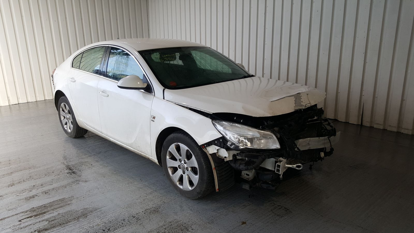Image for a Vauxhall Insignia 2011 5 Door Hatchback