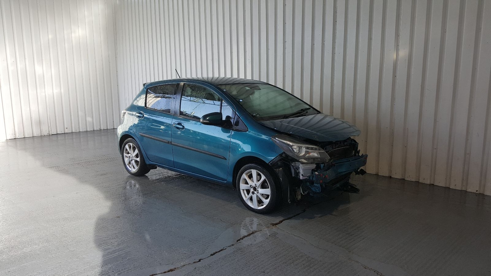Image for a 2013 Toyota Yaris 1.5 Hybrid 1NZ-FXE Engine